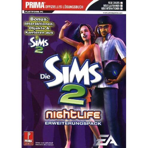 Buschbaum, Felix R. - Die Sims 2 - Nightlife (Lösungsbuch) - Preis vom 23.09.2021 04:56:55 h