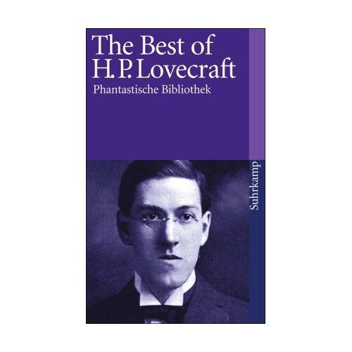 Lovecraft, H. P. - The Best of H.P. Lovecraft - Preis vom 17.06.2021 04:48:08 h