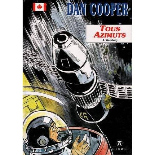 Albert Weinberg - Dan Cooper HS4 Tous azimuts - Preis vom 19.06.2021 04:48:54 h