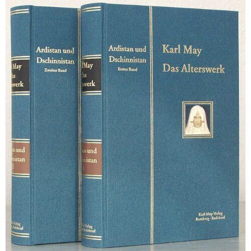 Karl May - Ardistan und Dschinnistan I: Kritische Ausgabe - Preis vom 12.06.2021 04:48:00 h