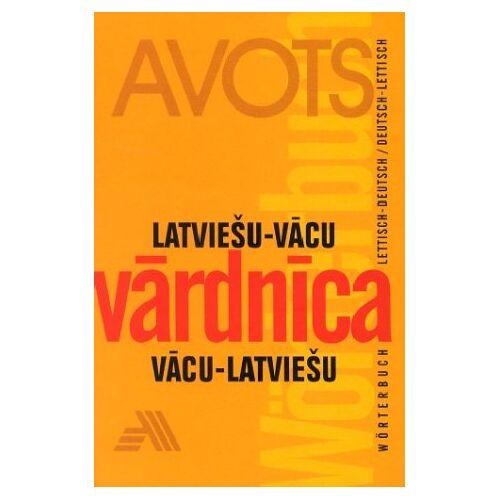 Larisa Vjatare - Wörterbuch Lettisch-Deutsch/ Deutsch-Lettisch - Preis vom 09.06.2021 04:47:15 h