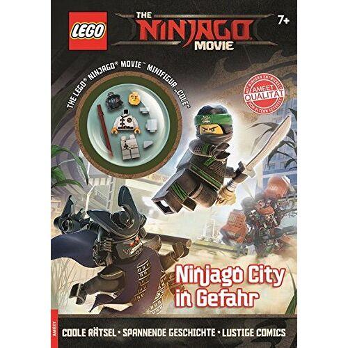 - The LEGO® NINJAGO® MOVIETM Ninjago City in Gefahr - Preis vom 15.09.2021 04:53:31 h