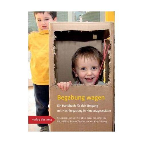 Christine Koop - Begabung wagen: Ein Handbuch für den Umgang mit Hochbegabung in Kindertagesstätten - Preis vom 09.09.2021 04:54:33 h