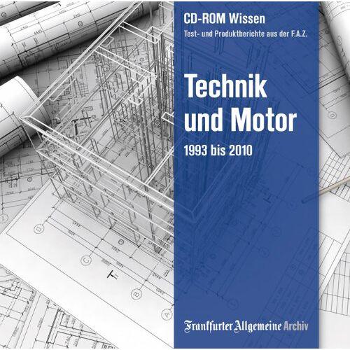 - Technik und Motor 1993 bis 2010: Test- und Produktberichte aus der F.A.Z. - Preis vom 17.05.2021 04:44:08 h