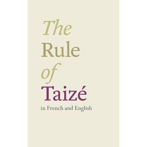 Brother Roger of Taize - The Rule of Taize - Preis vom 20.06.2021 04:47:58 h