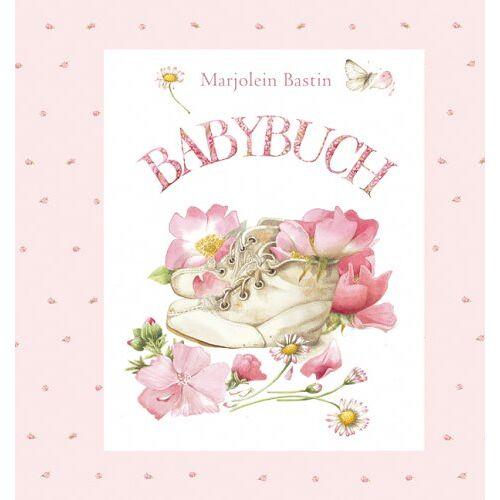 Marjolein Bastin - BabyBuch (rosa) - Preis vom 22.07.2021 04:48:11 h