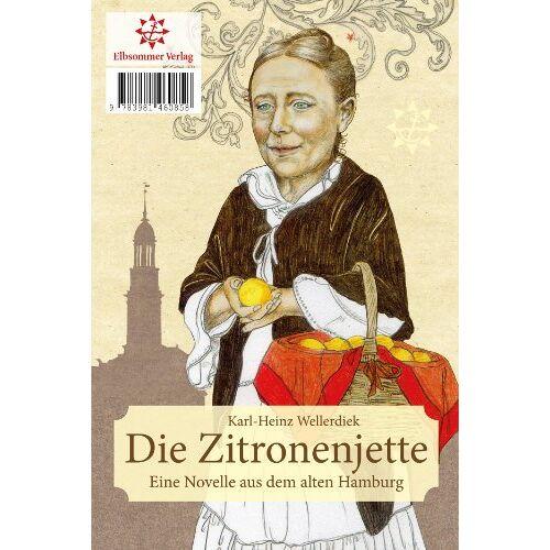 Karl-Heinz Wellerdiek - Die Zitronenjette - Preis vom 20.09.2021 04:52:36 h
