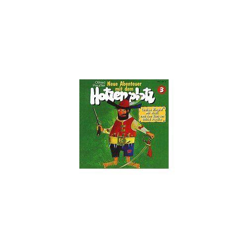 Otfried Preußler - Hotzenplotz, CD-Audio, Folge.3, Neue Abenteuer mit dem Hotzenplotz, 1 CD-Audio - Preis vom 18.06.2021 04:47:54 h