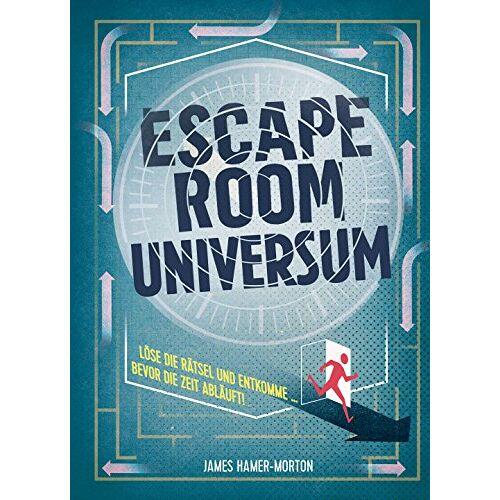 James Hamer-Morton - Escape Room-Universum: Rätsel-Universum (Escape Book / Universum) - Preis vom 13.06.2021 04:45:58 h