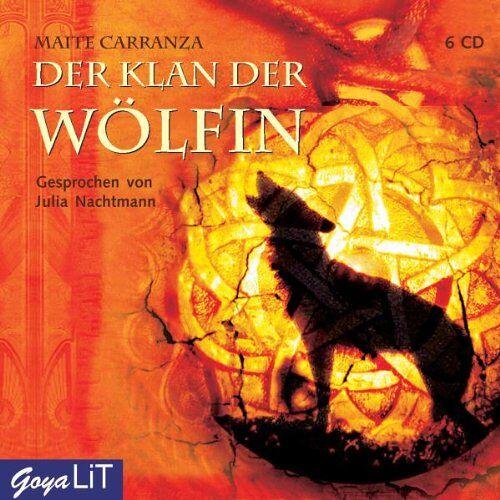 Maite Carranza - Der Klan der Wölfin - Preis vom 14.06.2021 04:47:09 h