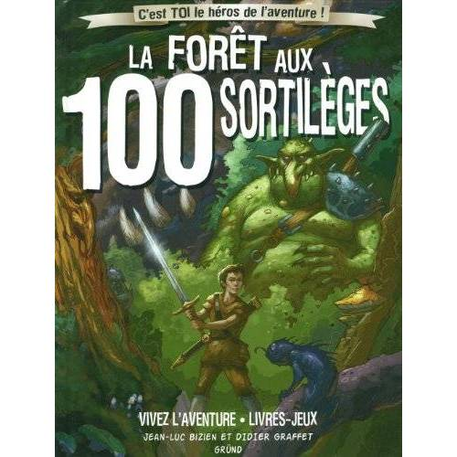 - La forêt aux 100 sortilèges - Preis vom 17.06.2021 04:48:08 h
