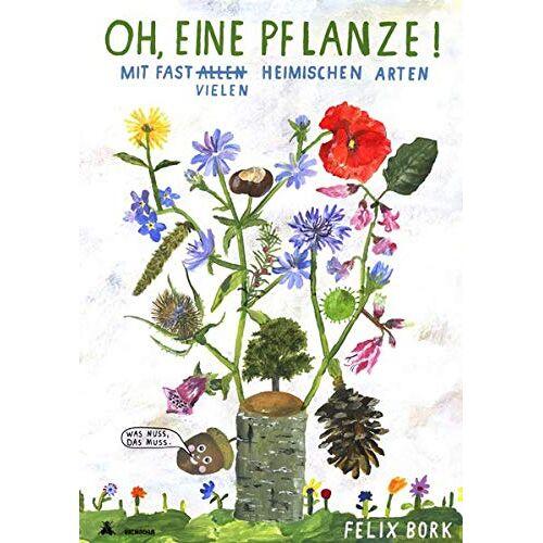 Felix Bork - Oh, eine Pflanze! - Preis vom 19.06.2021 04:48:54 h