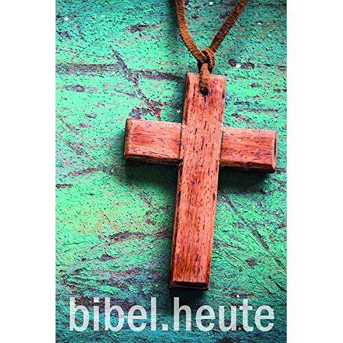 Karl-Heinz Vanheiden - NeÜ bibel.heute -Standard- Motiv Holzkreuz - Preis vom 16.06.2021 04:47:02 h