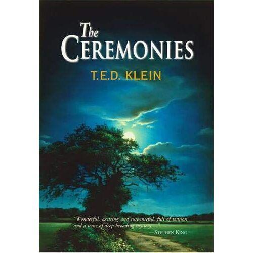 Klein, T. E. D. - The Ceremonies - Preis vom 22.06.2021 04:48:15 h