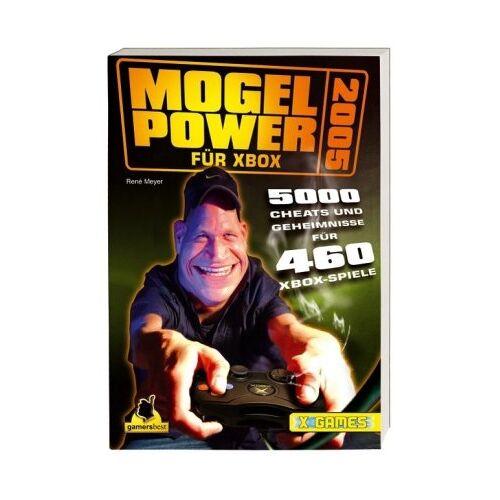 Rene Meyer - Mogel-Power für XBox 2005. 5.000 Cheats zu über 460 XBox-Spielen (X Games Spielebuch) - Preis vom 23.09.2021 04:56:55 h