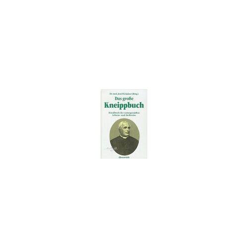 Sebastian Kneipp - Das große Kneippbuch - Preis vom 22.09.2021 05:02:28 h