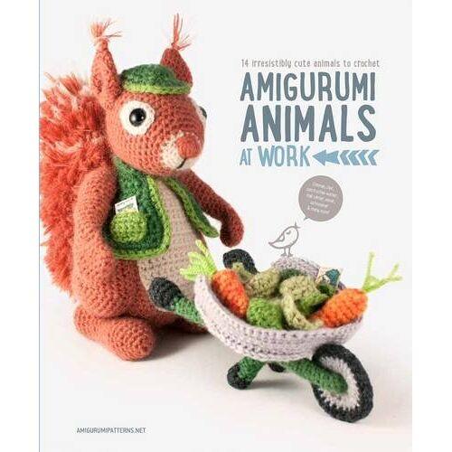 Joke Vermeiren - Amigurumi Animals at Work - Preis vom 17.06.2021 04:48:08 h