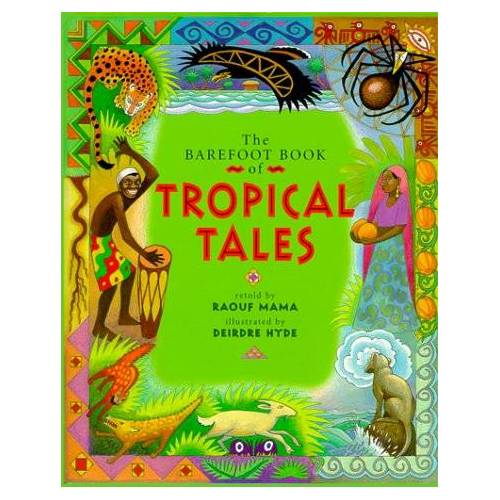 Raouf Mama - The Barefoot Book of Tropical Tales (Barefoot Collection) - Preis vom 15.10.2021 04:56:39 h