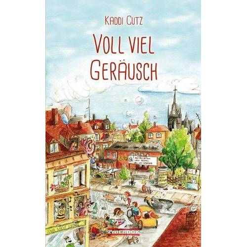 Kaddi Cutz - Voll viel Geräusch - Preis vom 09.06.2021 04:47:15 h