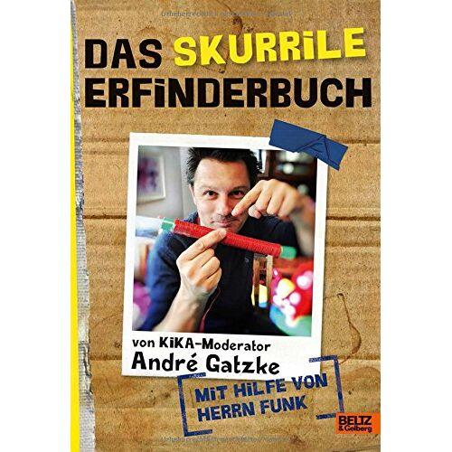 Sebastian Funk - Das skurrile Erfinderbuch - Preis vom 09.06.2021 04:47:15 h