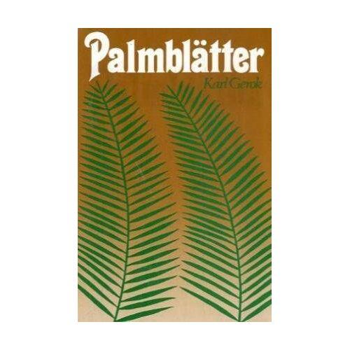 Karl Gerok - Palmblätter - Preis vom 30.07.2021 04:46:10 h