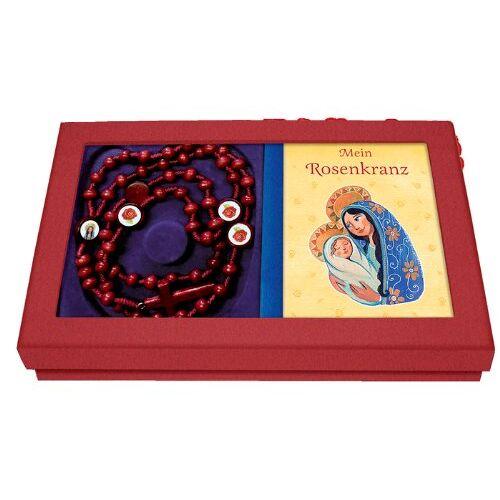 - Mein Rosenkranz - Geschenkbox mit Rosenkranzkette und Büchlein: Geschenkbox m. Rosenkranzkette u. Gebetebüchlein - Preis vom 14.10.2021 04:57:22 h