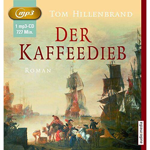 Tom Hillenbrand - Der Kaffeedieb - Preis vom 09.06.2021 04:47:15 h