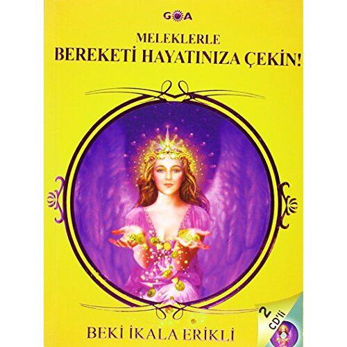 Erikli, Beki Ikala - Meleklerle Bereketi Hayatiniza Cekin: Kitap CD - Preis vom 21.06.2021 04:48:19 h