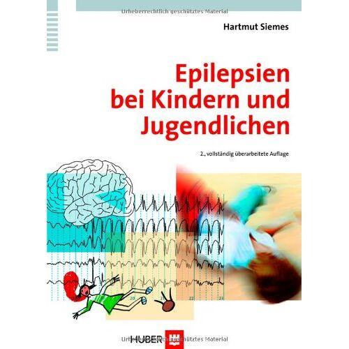Hartmut Siemes - Epilepsien bei Kindern und Jugendlichen. Diagnose und Therapie - Preis vom 30.07.2021 04:46:10 h