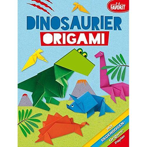 - Dinosaurier-Origami: mit 24 Blatt farbigem Origami-Papier - Preis vom 21.06.2021 04:48:19 h