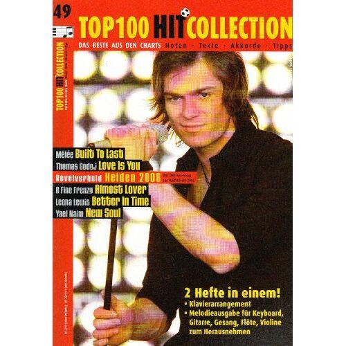 - Top 100 Hit Collection 49. Keyboard, Klavier - Preis vom 03.05.2021 04:57:00 h