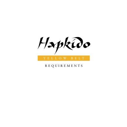 Marc Tedeschi - Hapkido: Yellow Belt Requirements (Hapkido Manuals, Band 1) - Preis vom 12.06.2021 04:48:00 h