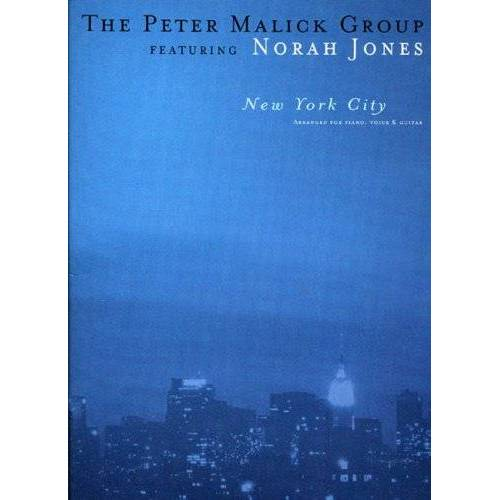 - The Peter Malick Group Featuring Norah Jones: New York City (pvg): Featuring Norah Jones for Piano, Voice and Guitar - Preis vom 15.06.2021 04:47:52 h