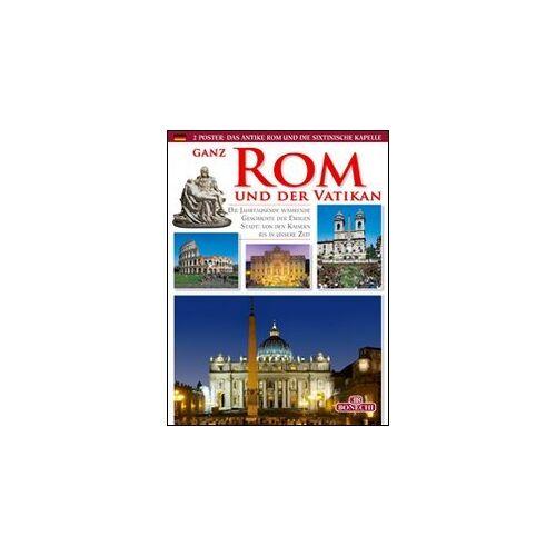 - Ganz ROM und der Vatikan - mit QR Codes - Preis vom 22.06.2021 04:48:15 h