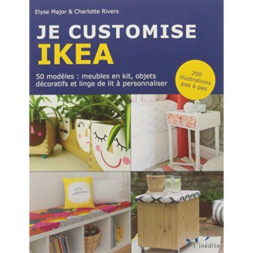 Elyse Major - Je customise Ikea - Preis vom 21.06.2021 04:48:19 h