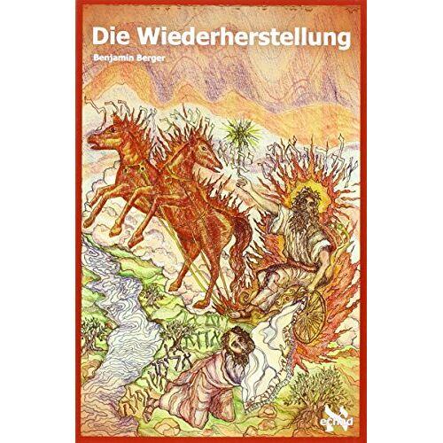 Benjamin Berger - Die Wiederherstellung - Preis vom 14.06.2021 04:47:09 h