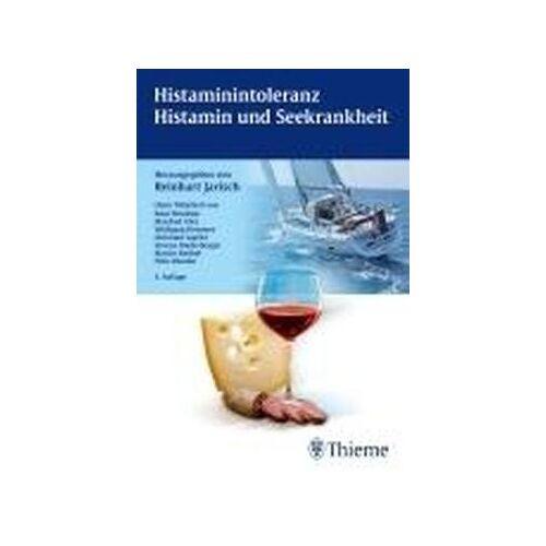 Reinhart Jarisch - Histaminintoleranz - Histamin und Seekrankheit - Preis vom 22.06.2021 04:48:15 h