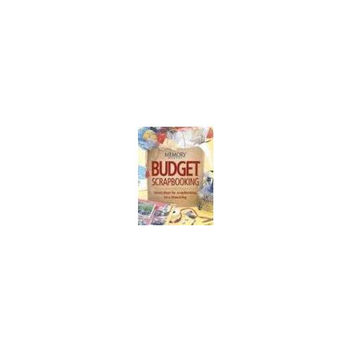 Memory Makers Books - Budget Scrapbooking: Great Ideas for Scrapbooking on a Shoestring (Memory Makers) - Preis vom 09.06.2021 04:47:15 h