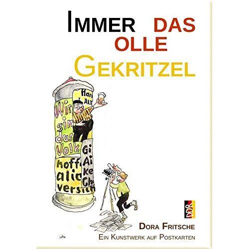 Fritsche, Dr. Michael - Immer das olle Gekritzel: Dora Fritsche - Preis vom 20.06.2021 04:47:58 h