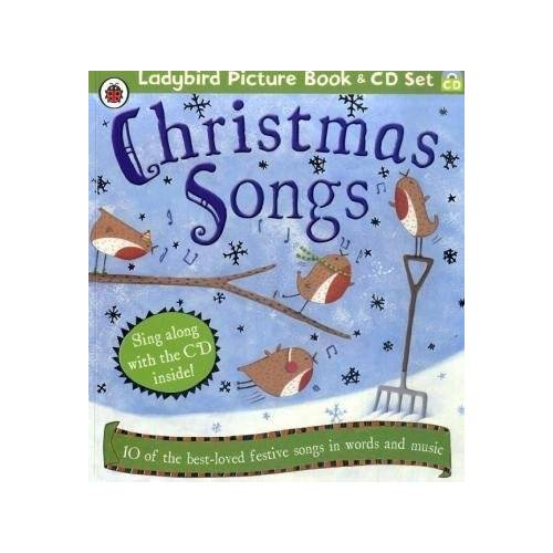 Ladybird - Christmas Songs Book and CD (Ladybird Picture Book) - Preis vom 18.06.2021 04:47:54 h