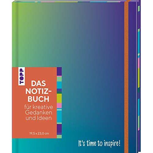 - Das Notizbuch für Kreative - It's time to inspire! - Preis vom 17.06.2021 04:48:08 h