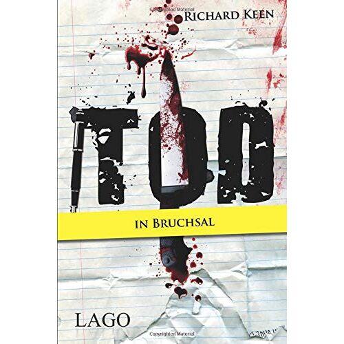 Richard Keen - Tod in Bruchsal - Preis vom 22.06.2021 04:48:15 h