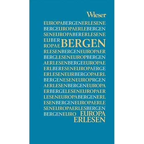 Thomas Kohlwein - Europa Erlesen Bergen - Preis vom 11.06.2021 04:46:58 h