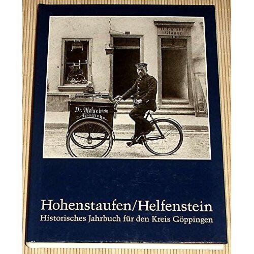 Walter Ziegler - Hohenstaufen/Helfenstein, Bd.8 - Preis vom 16.06.2021 04:47:02 h