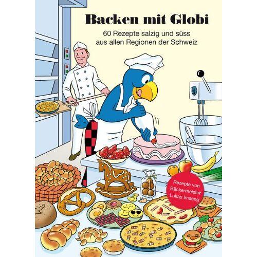 Walter Pfenninger - Backen mit Globi - Preis vom 15.06.2021 04:47:52 h
