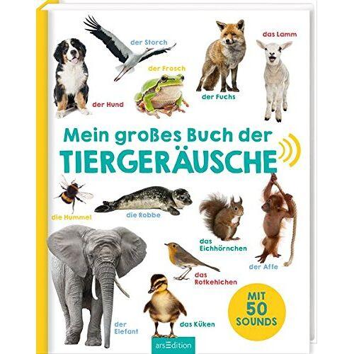 - Mein großes Buch der Tiergeräusche - Preis vom 22.07.2021 04:48:11 h