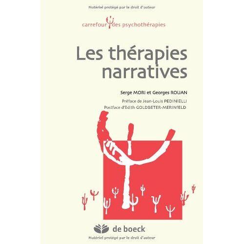 Serge Mori - Les Therapies Narratives - Preis vom 01.08.2021 04:46:09 h