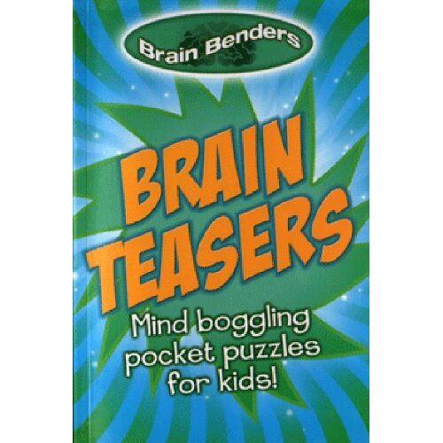 - Brain Benders Brain Teasers Puzzle Book - Preis vom 23.09.2021 04:56:55 h