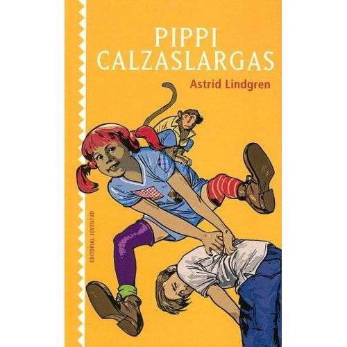 Astrid Lindgren - Pippi Calzaslargas (COLECCION JUVENTUD) - Preis vom 20.06.2021 04:47:58 h