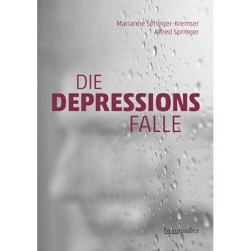 Marianne Springer-Kremser - Die Depressionsfalle - Preis vom 11.06.2021 04:46:58 h